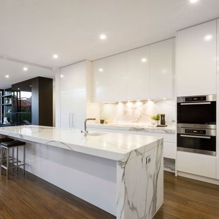 High Gloss Modern Design Kitchen Cabinet Lacquer Kitchen Cabinet