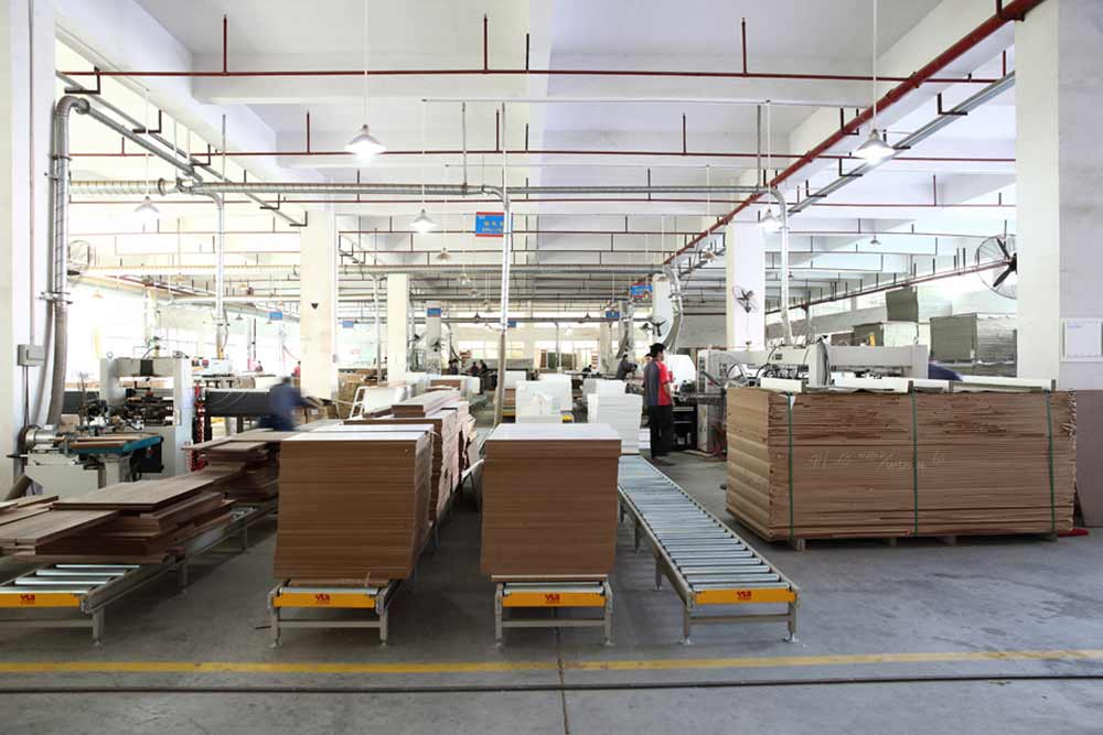 kitchen cabinet factory