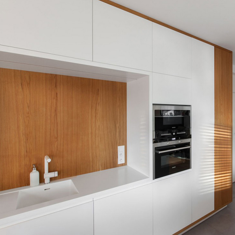 Simple Kitchen Design Wood Kitchen Cabinets