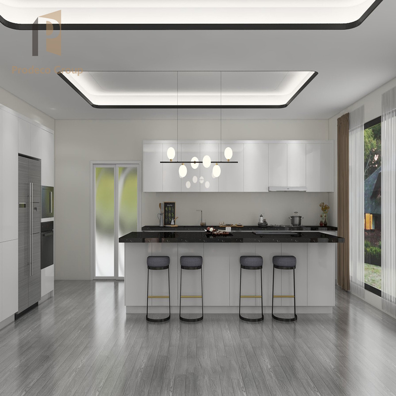 Kitchen Cabinet for Apartment
