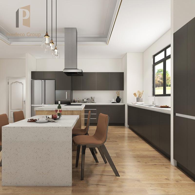 Kitchen Cabinet for Apartmen