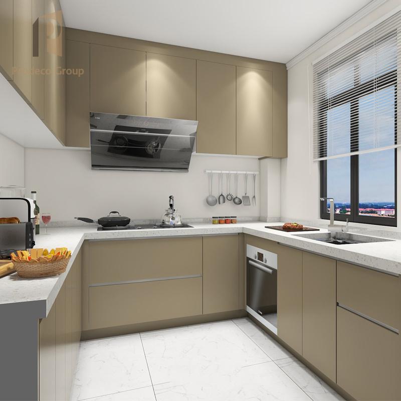 Kitchen Cabinet European Style
