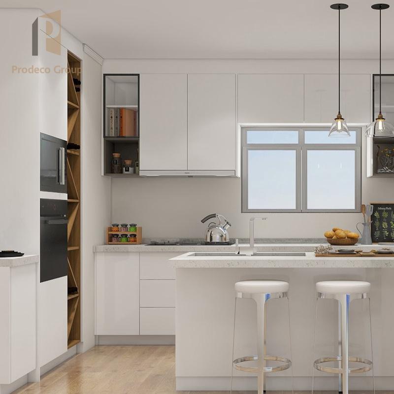 Kitchen Cabinet Wood Design