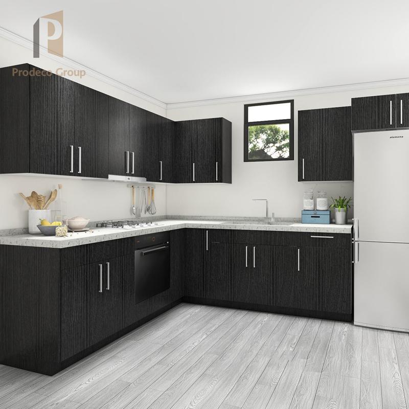 Acrylic Corner Kitchen Cabinet