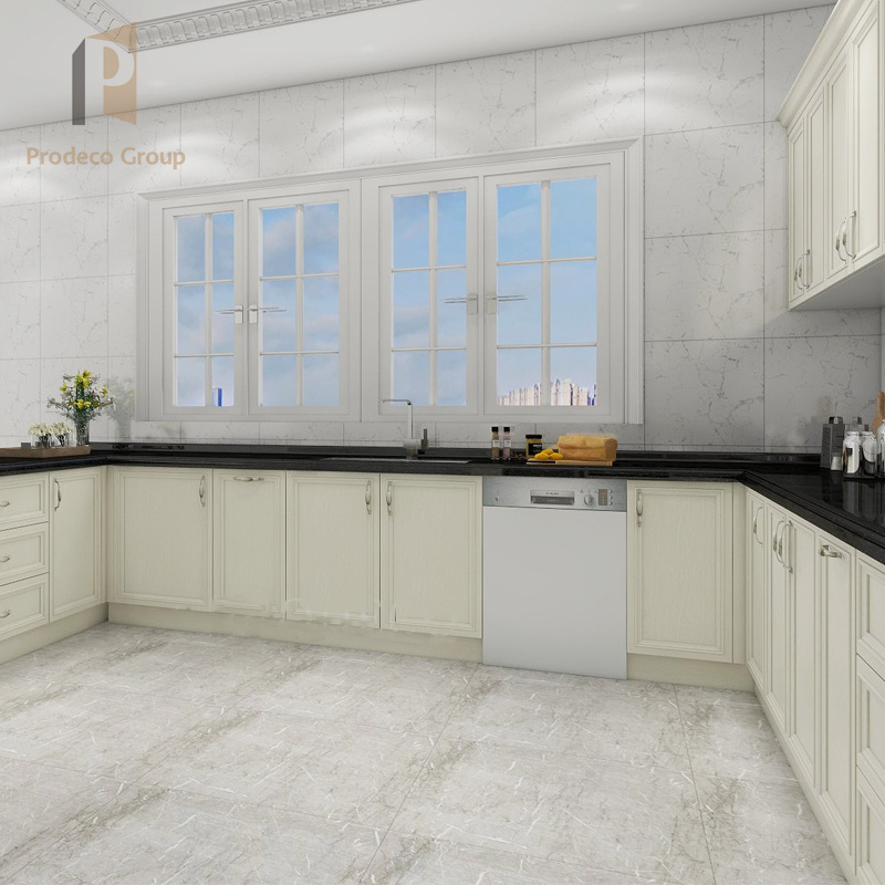 Marble Kitchen Cabinet Apartment