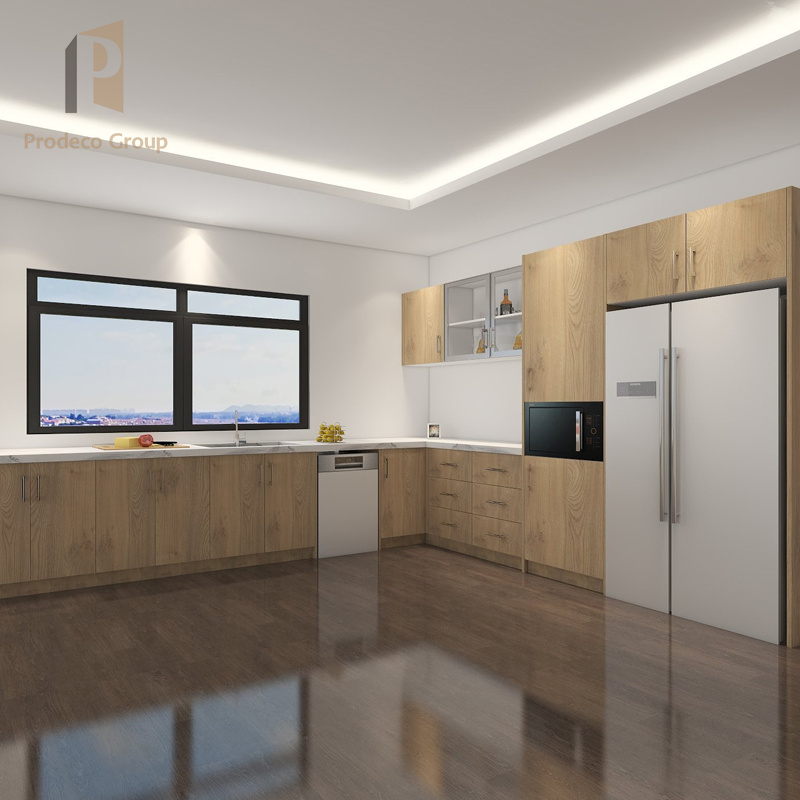 Blue Kitchen Cabinet Customize