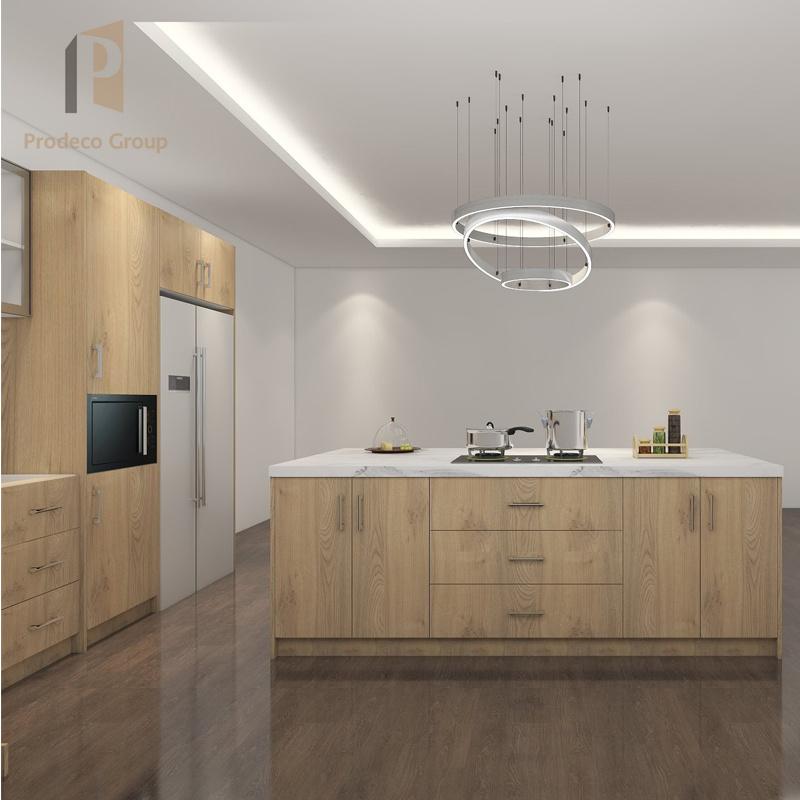 PVC Home Kitchen Furniture