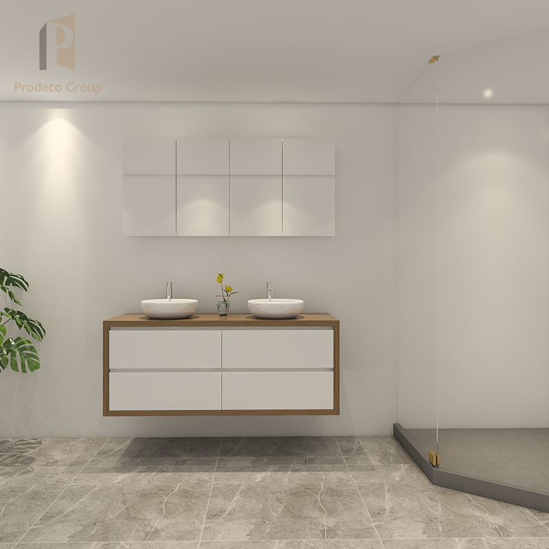 Bathroom Luxury Cabinet Apartment