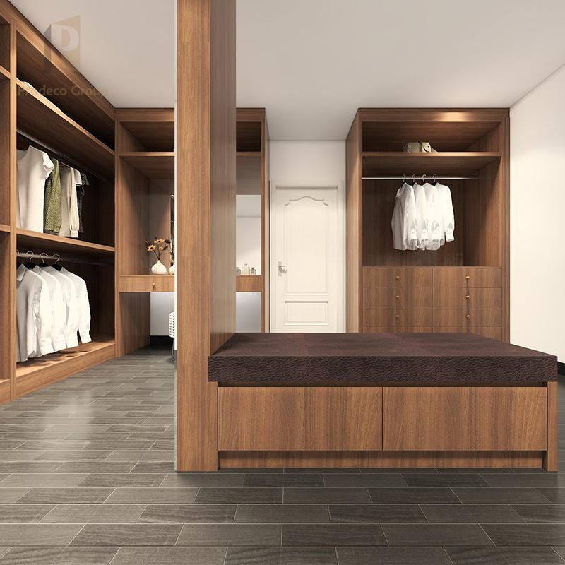 Bedroom Furnitures with Wardrobe \